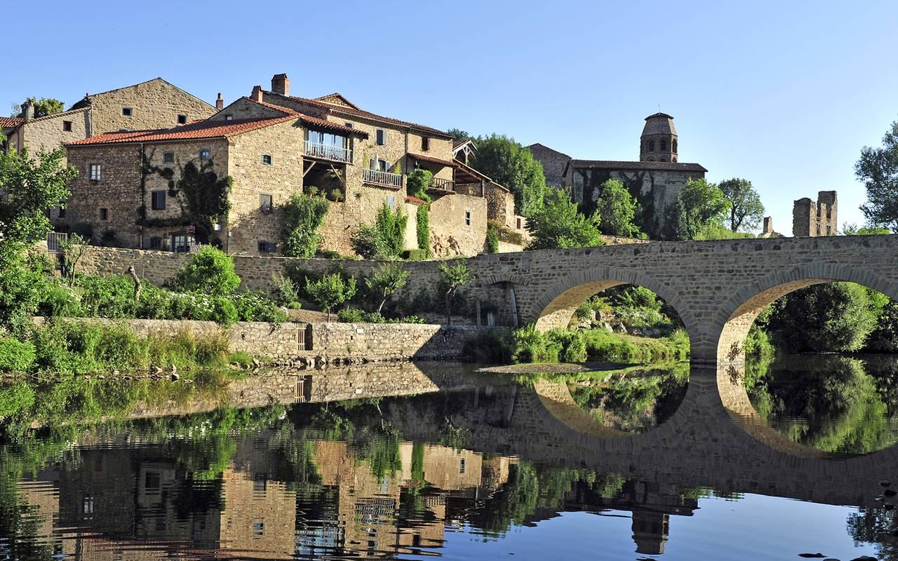 ländlichen tourismus issoire