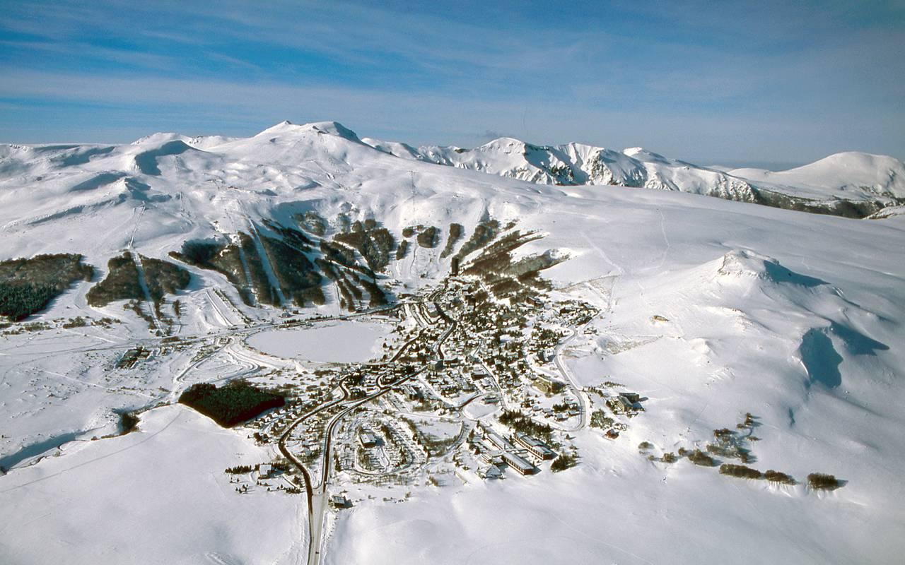 berg schnee winterauftakt