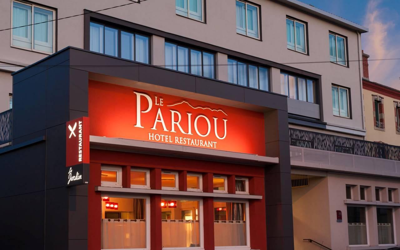 Le Pariou, charmantes Hotel in der Auvergne
