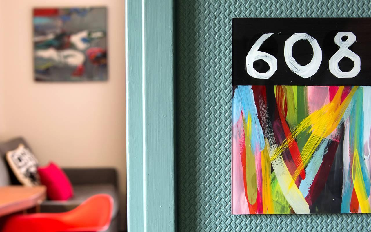 decoration design hotel issoire