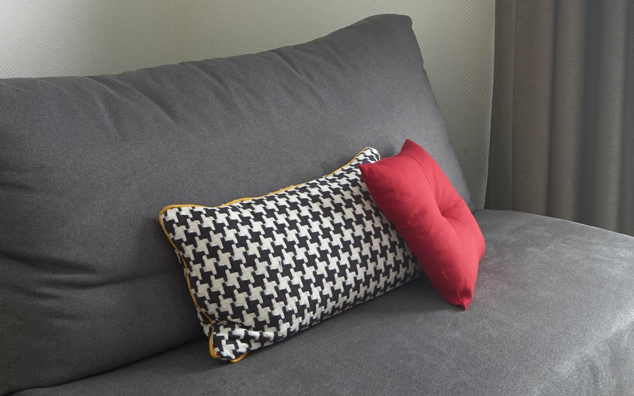 sofa bedroom family hotel clermont ferrand