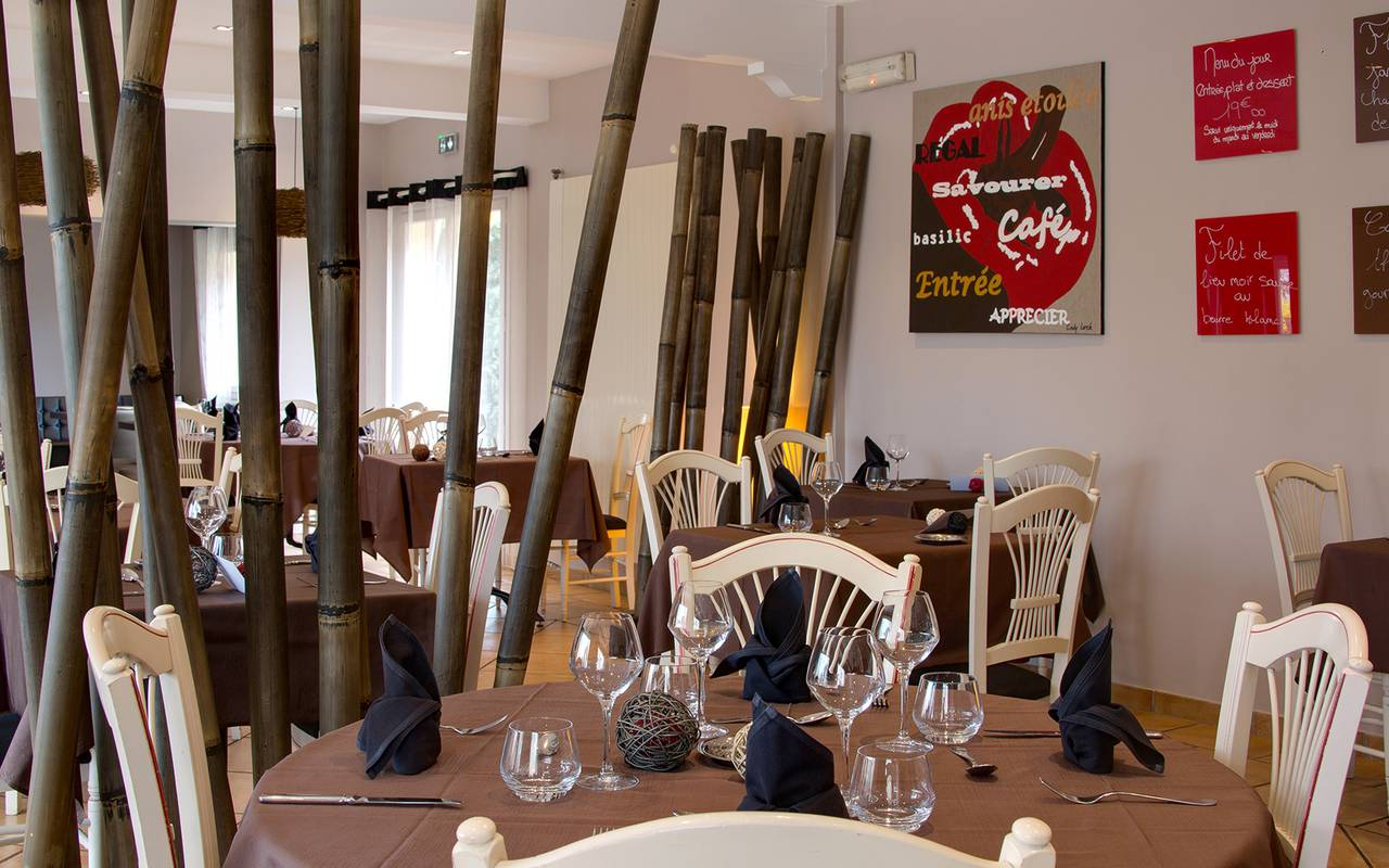 table restaurant issoire