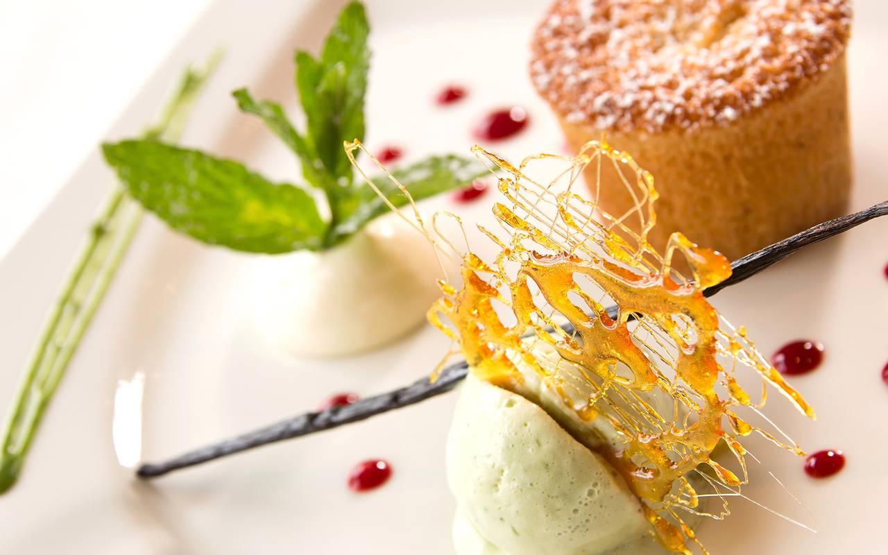 delicate cuisine restaurant issoire