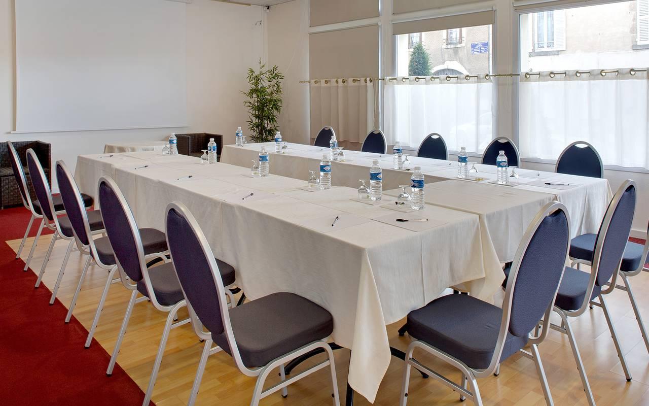 seminar in Issoire