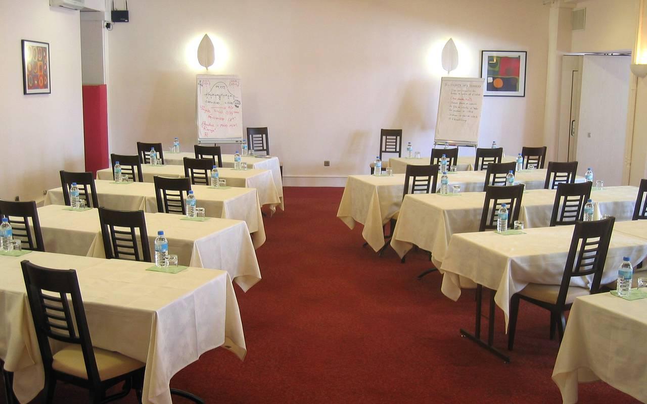 seminar professional hotel auvergne