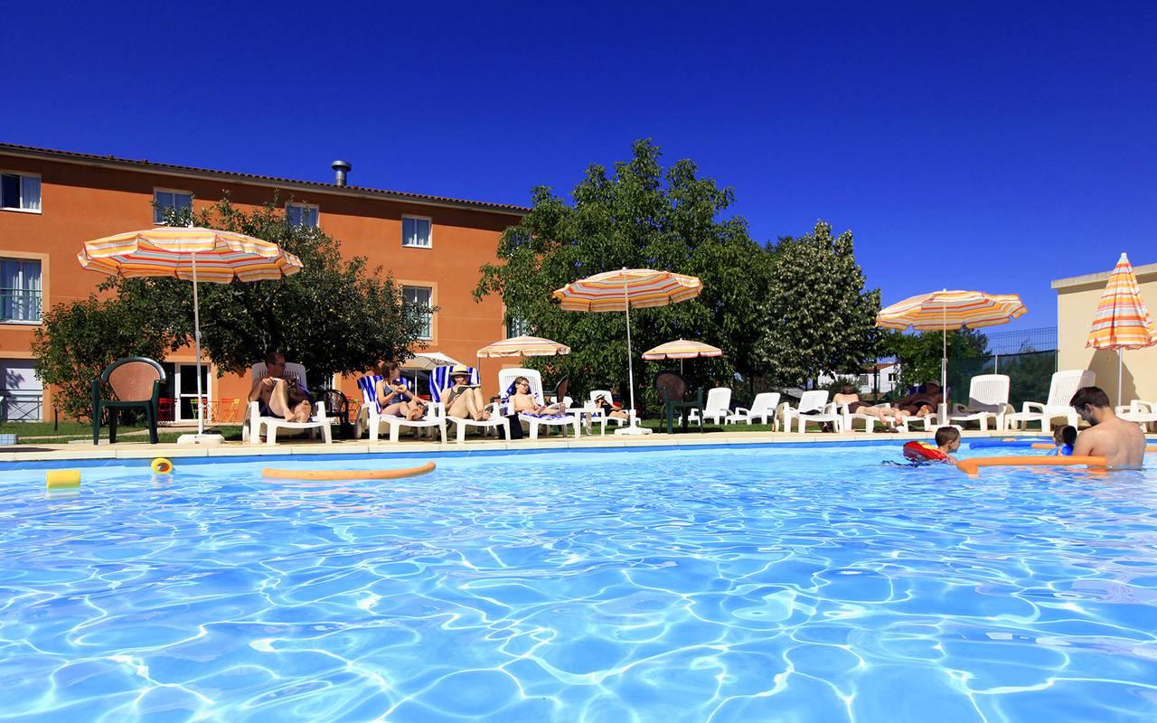 bain piscine hotel auvergne
