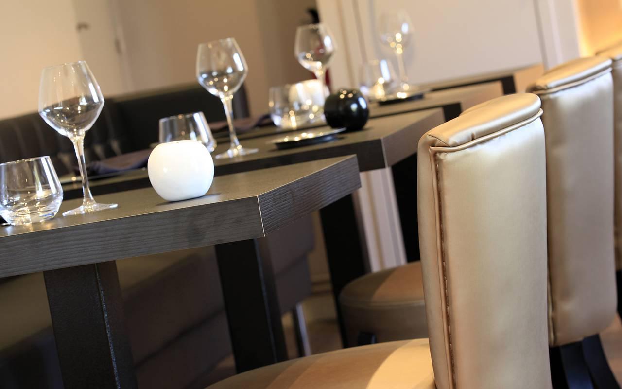 restaurant dejeuner hotel issoire