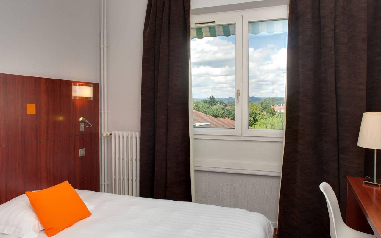 chambre simple belle vue