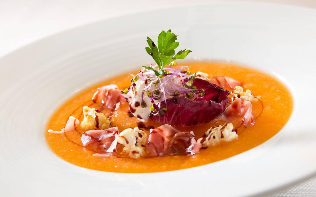 cuisine gastronomie restaurant auvergne