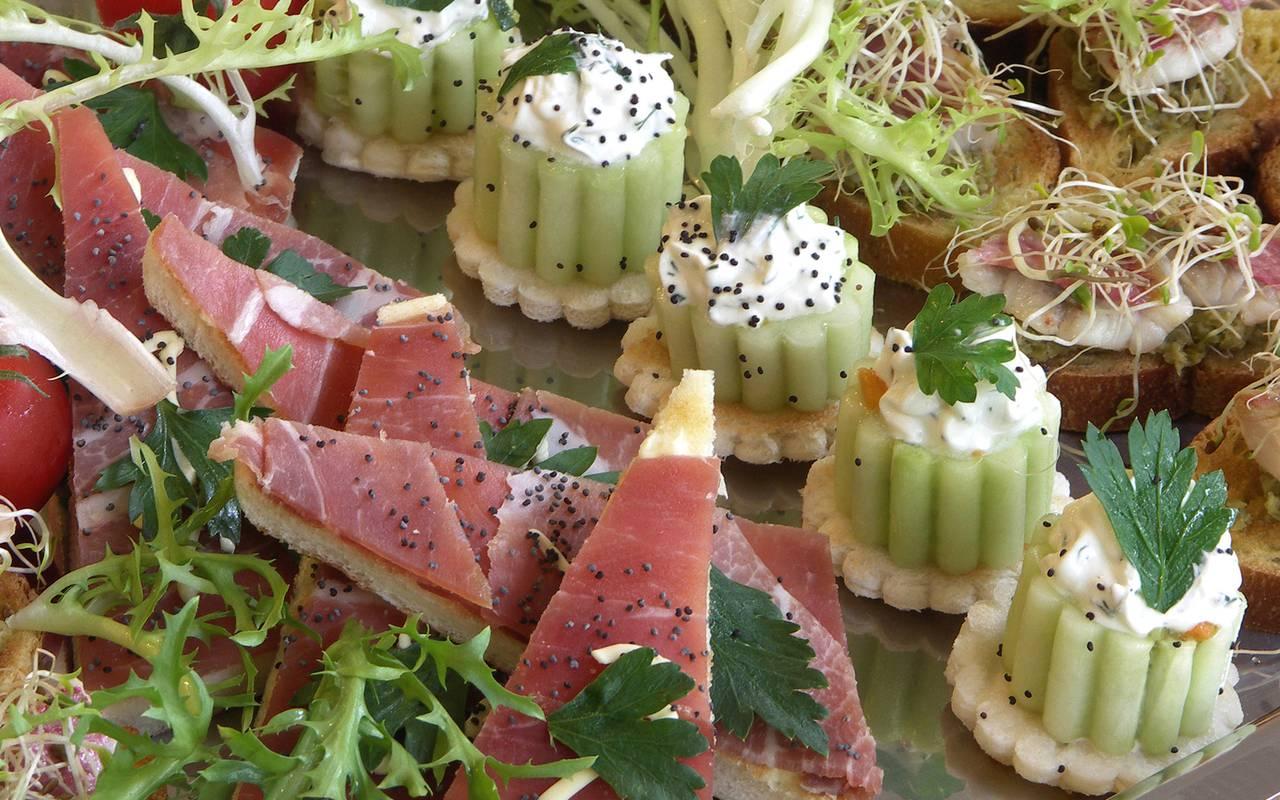 aperitif degustation hotel issoire