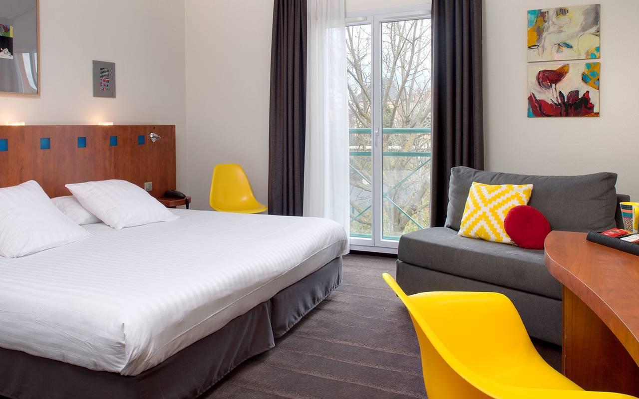 chambre double design Issoire